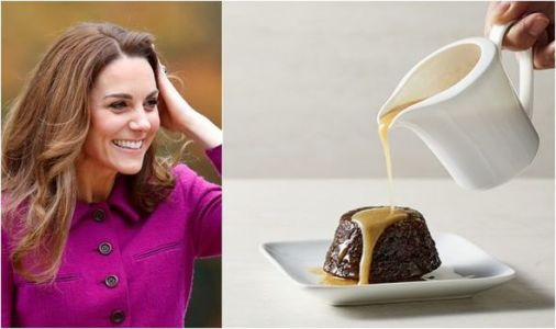 Kate Middleton: Royal chef's sticky toffee pudding recipe for Kate's 'favourite' dessert