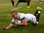 Mike Brown dumps Twitter as fan rage erupts following England's series defeat to South Africa