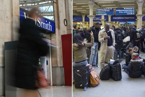 High street shops slated for hitting train travellers with hiked station prices