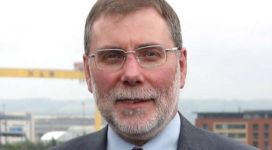 DUP's Nelson McCausland to take part in west Belfast Feile