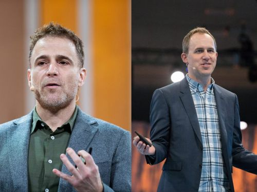 16 power players leading Salesforce's charge against Microsoft now that its $27.7 billion Slack acquisition has finally closed