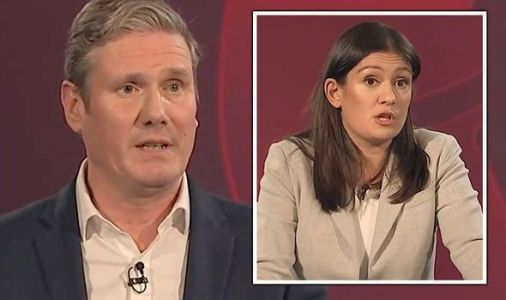 Keir Starmer left squirming as Lisa Nandy rips apart Labour's 'disastrous' Brexit policy