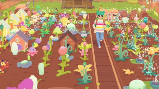 Ooblets's early access release date arrives in just two weeks' time