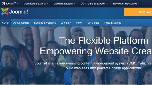 Joomla turns 16 and looks back on the evolution of the CMS market