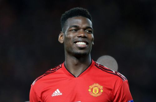 Paul Pogba hoping to inspire Man Utd kids to become new Class of 92