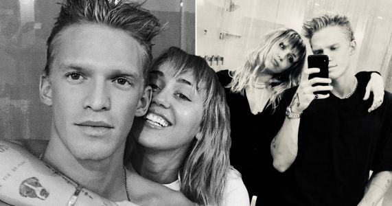Miley Cyrus and Cody Simpson's mums approve of the couple's new romance which puts a 'smile on their faces'