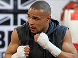 It's an honour and a privilege to fight for the IBO belt, insistsChris Eubank Jnr