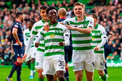 Jeremie Frimpong and the five-man Celtic transfer panel who landed rising right-back
