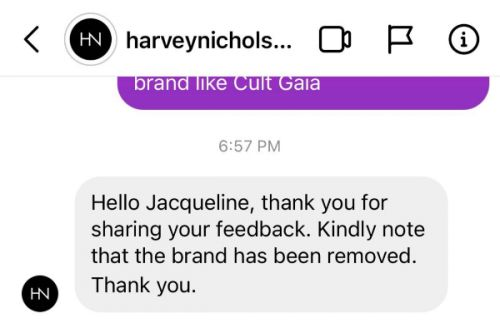 Major Fashion Stores In Dubai Are Removing Brands That Don't Support Palestine