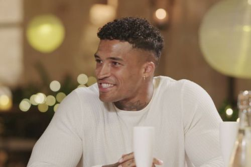 Love Island: Michael Griffiths sends fans wild with HILARIOUS comment about his nephews during first date with Amber Gill