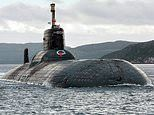 Britain's nuclear submarines become outnumbered as Russian vessels flood into the North Atlantic