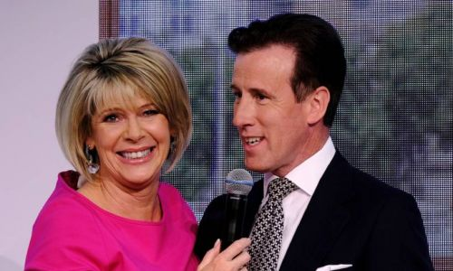 Ruth Langsford shows support for Anton du Beke and new Strictly partner Emma Barton