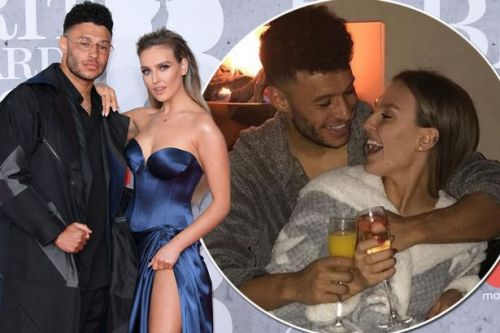 Perrie Edwards' boyfriend Alex Oxlade-Chamberlain 'hints' he's planning to PROPOSE