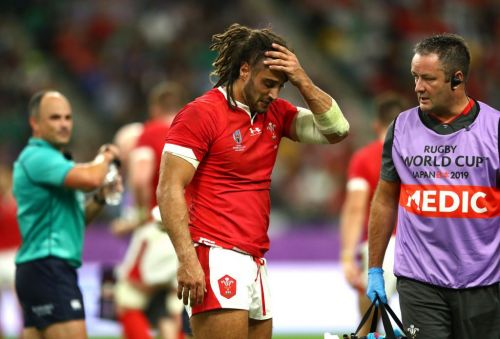 Wales star Josh Navidi ruled out of Rugby World Cup after sustaining hamstring injury