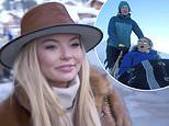 Georgia Toffolo denies she went on skiing trip during pandemic after This Morning clip