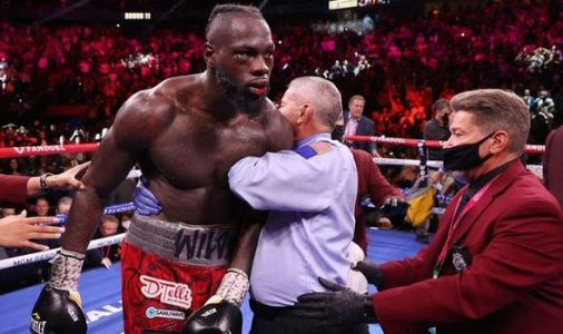 Deontay Wilder breaks silence as he thanks Tyson Fury for 'great historical memories'