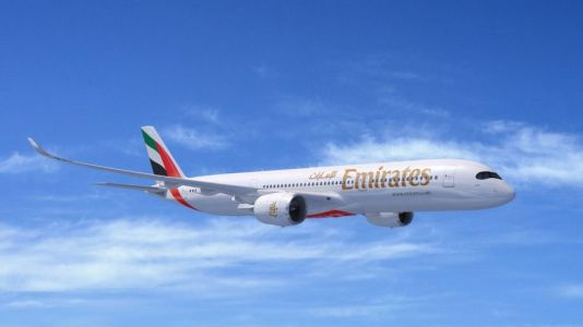 Emirates to receive 50 A350s featuring premium economy from 2023
