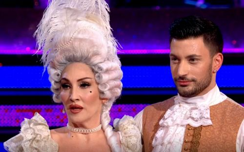 Strictly Come Dancing's Michelle Visage voted off after trolls claim 'voguing isn't dance'