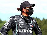 Lewis Hamilton AVOIDS grid penalty after stewards investigation, keeping front row Austrian GP start