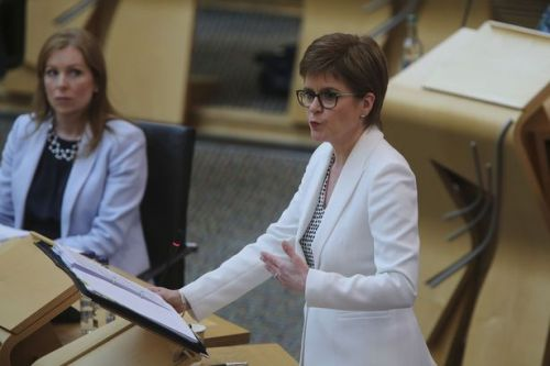 Care homes 'let down all over again' by Scottish Government, say Tories