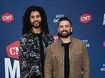 Dan + Shay win best video by a duo at 2020 CMT Music Awards in first show since COVID-19 pandemic