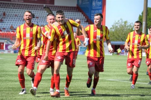 Albion Rovers star sets sights on title triumph
