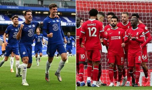 Liverpool, Chelsea and Tottenham have title advantage but Premier League season now a joke