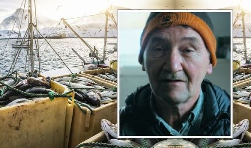 Fishing warning: Norwegian skippers were told to 'go home' amid devastated stocks