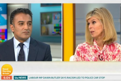 Adil Ray praises 'inspiring' Kate Garraway after emotional Derek confession