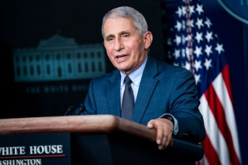 Anthony Fauci Backtracks After Claiming UK 'Rushed' Covid Vaccine Approval