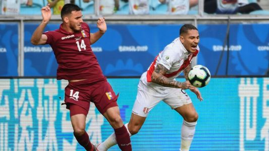 VAR calls off Peru goals in draw with Venzuela