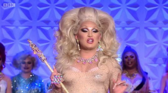 RuPaul's Drag Race UK crowns The Vivienne as first ever winner as Divina DiCampo places second