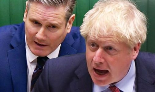 Boris Johnson told off by Speaker moments after brutal underwear jibe at Keir Starmer
