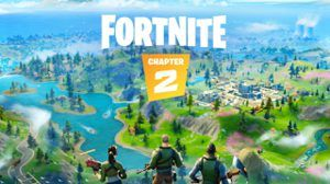 Fortnite Chapter 2 Launches on a New Island