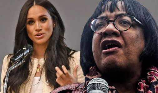 Diane Abbott speaks out on Meghan Markle claiming 'Duchess singled out' amid royal split