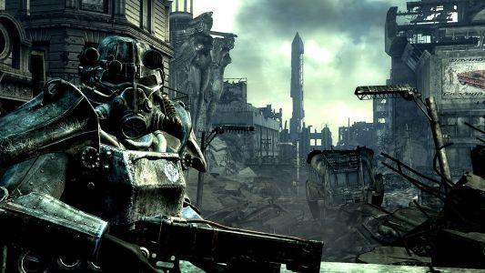 Fallout 3 - bringing families together, one nuke at a time