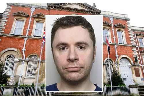 Stalker who crept into sleeping victim's home and started kissing her jailed for eight years