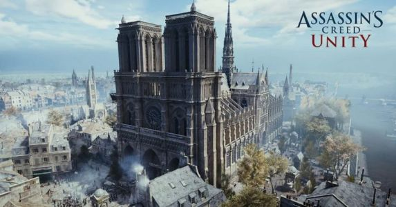 Notre Dame donation leads to flood of positive Assassin's Creed reviews