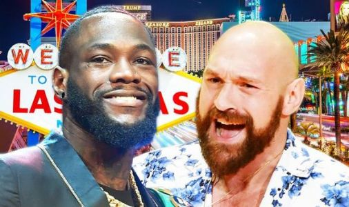 Deontay Wilder has already sent Tyson Fury invite to 'big' post-fight Vegas victory party