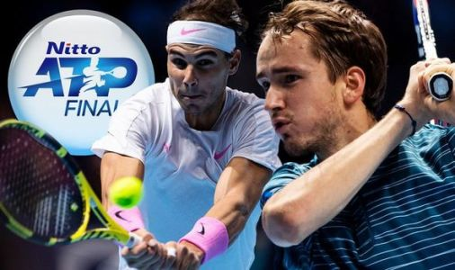 Rafael Nadal vs Daniil Medvedev LIVE updates: World No 1 in must-win ATP Finals clash