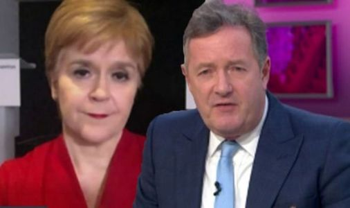 GMB viewers savage Nicola Sturgeon over Piers Morgan interview: 'Ripping her to shreds'