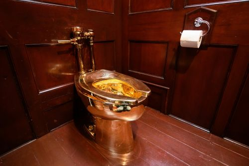 Second arrest after theft of solid gold toilet from Blenheim Palace