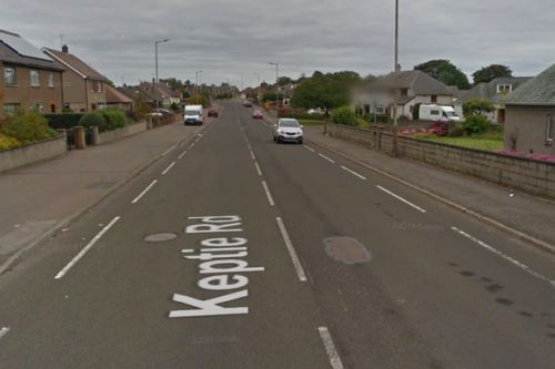 Scots pensioner charged after 14-year-old cyclist allegedly assaulted