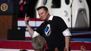 Elon Musk Calls for Break Up of Amazon Over COVID-19 Book's Takedown