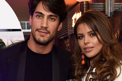 Chloe Lewis pregnant: Former TOWIE star announces she is expecting first child with boyfriend Danny Flasher