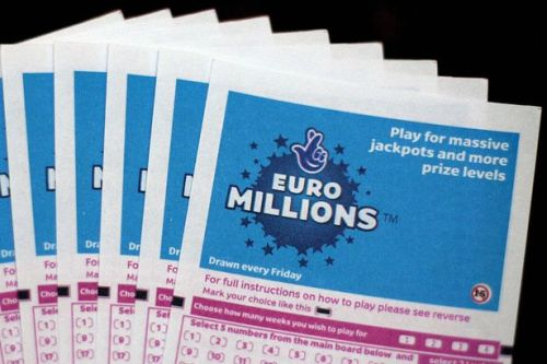 EuroMillions results: Tuesday's winning numbers for rollover £14m jackpot