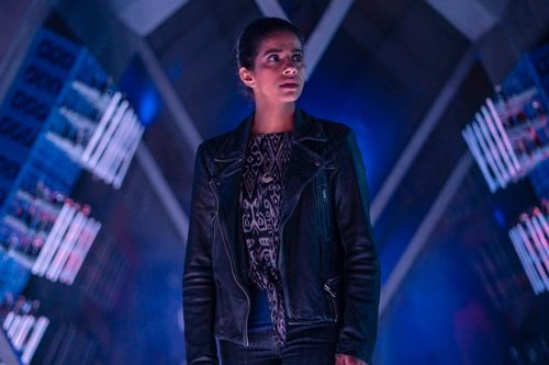 Doctor Who star Mandip Gill reveals she helped inspire Yaz's surprising backstory