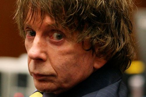 Phil Spector dead after being rushed to hospital from prison with Covid-19