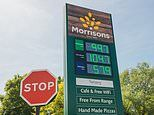Three months of falling petrol prices ended in June