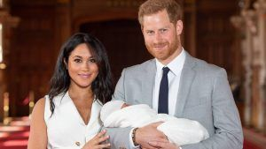 Prince Harry just gave fans the sweetest update about baby Archie